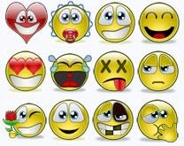 MSN Smiley Ekran Görüntüleri - 1