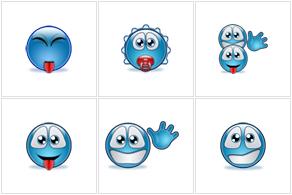 MSN Smiley Ekran Görüntüleri - 2