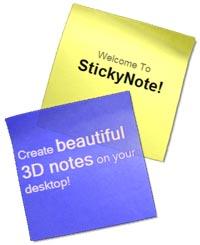 StickyNote 9.0 Ekran Görüntüleri - 1