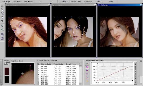 Magic Morph 1.95b Ekran Görüntüleri - 1