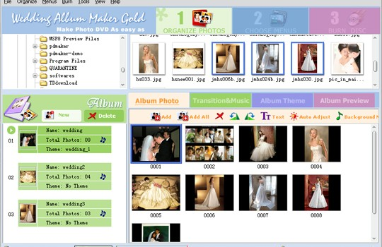 Wedding Album Maker Gold Ekran Görüntüleri - 2