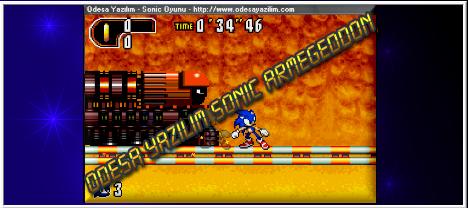 Sonic Armegeddon Ekran Görüntüleri - 1
