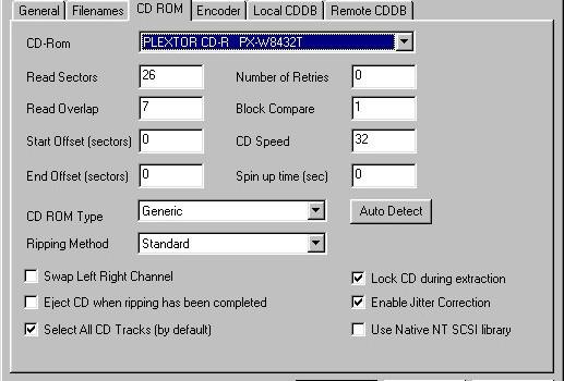 CDex Ekran Görüntüleri - 1