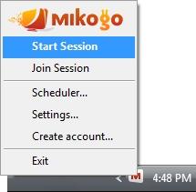 Mikogo Ekran Görüntüleri - 1