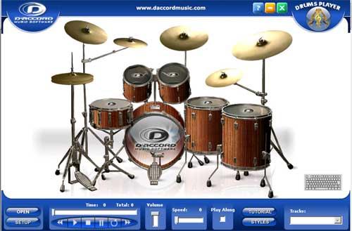 D'Accord Drums Player Ekran Görüntüleri - 1