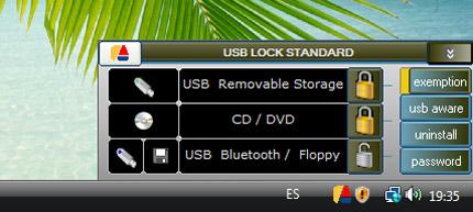Usb Lock AP Ekran Görüntüleri - 2