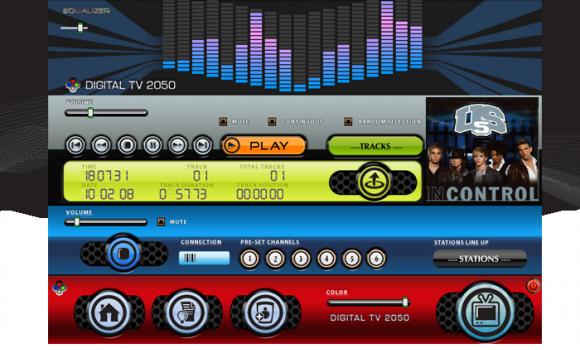 Digital TV 2050 Ekran Görüntüleri - 2