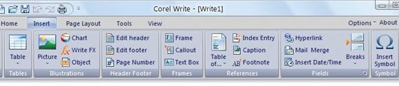 Corel Home Office Ekran Görüntüleri - 1