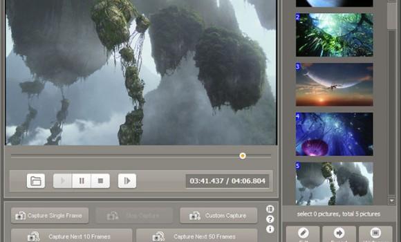Video Snapshot Wizard Ekran Görüntüleri - 1