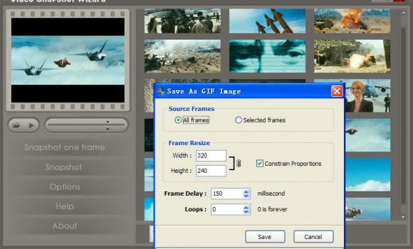 Video Snapshot Wizard Ekran Görüntüleri - 2