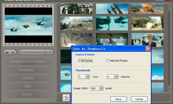Video Snapshot Wizard Ekran Görüntüleri - 3