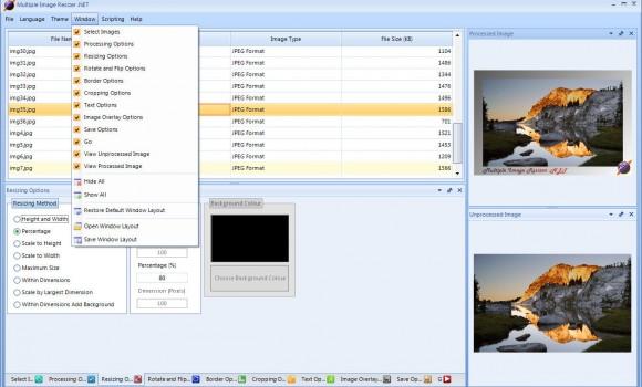 Multiple Image Resizer Ekran Görüntüleri - 1