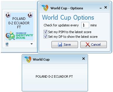 Messenger Plus! Live World Cup 4 Ekran Görüntüleri - 1