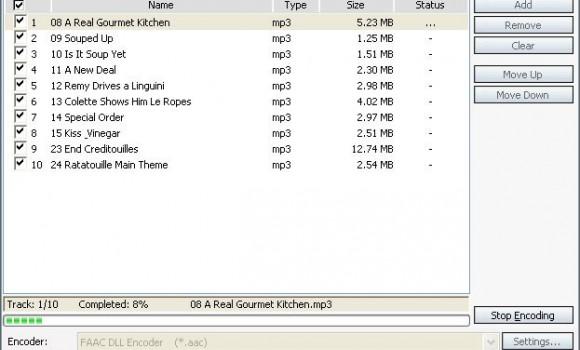 Xilisoft Audio Converter Ekran Görüntüleri - 1