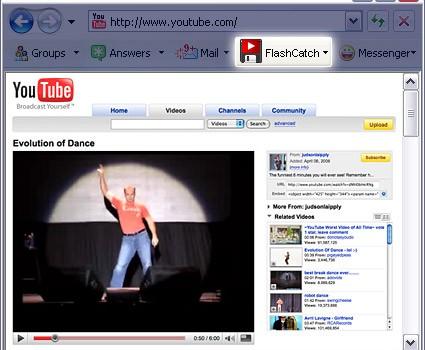FlashCatch Ekran Görüntüleri - 1