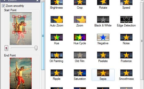 PhotoStage Slideshow Producer Ekran Görüntüleri - 2
