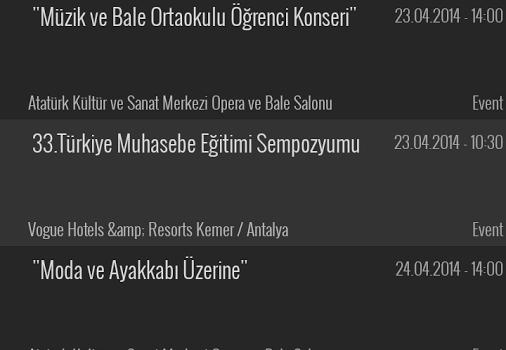 Anadolu Üniversitesi Ekran Görüntüleri - 4