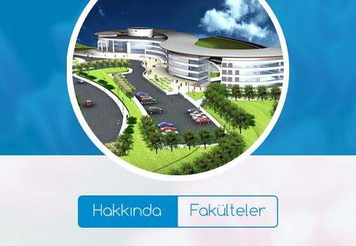 Celal Bayar Üniversitesi Ekran Görüntüleri - 1