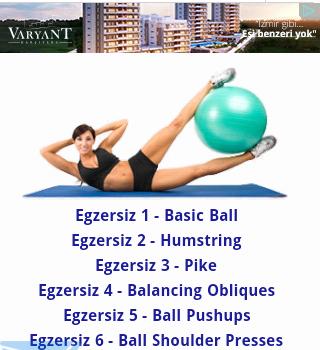 Pilates Egzersizleri Ekran Görüntüleri - 3