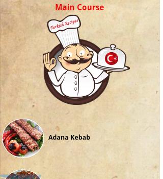 Turkish Recipes Ekran Görüntüleri - 3