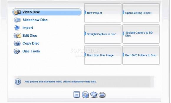 Ulead DVD MovieFactory Plus Ekran Görüntüleri - 1