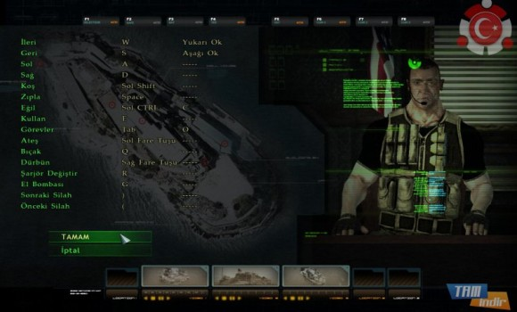 Alcatraz Türkçe Yama Ekran Görüntüleri - 1