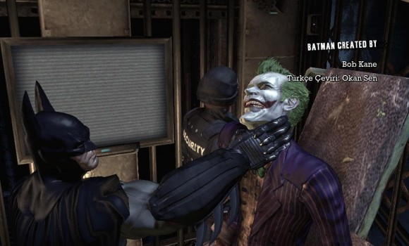 Batman: Arkham Asylum Türkçe Yama Ekran Görüntüleri - 4