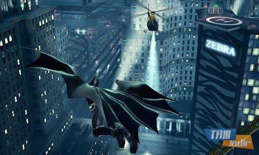 Batman: The Dark Knight Rises Ekran Görüntüleri - 4
