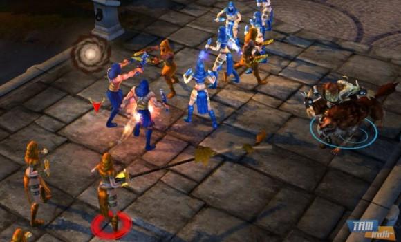 Battle For Graxia Ekran Görüntüleri - 3