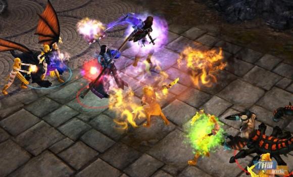 Battle For Graxia Ekran Görüntüleri - 1