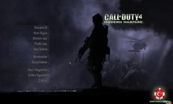 Call of Duty 4: Modern Warfare Türkçe Yama Ekran Görüntüleri - 2