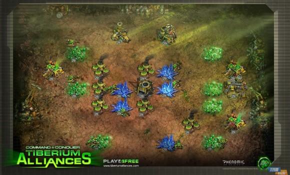 Command & Conquer Tiberium Alliances Ekran Görüntüleri - 3