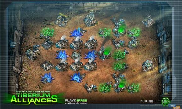 Command & Conquer Tiberium Alliances Ekran Görüntüleri - 1