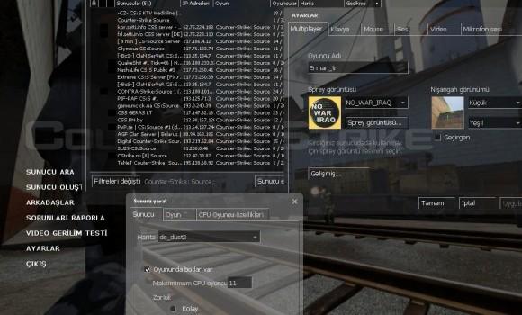 Counter-Strike Source Türkçe Yama Ekran Görüntüleri - 2