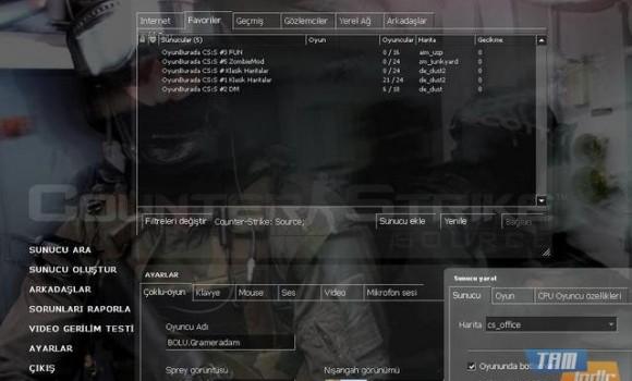 Counter-Strike Source Türkçe Yama Ekran Görüntüleri - 1