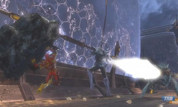 DC Universe Online Ekran Görüntüleri - 2