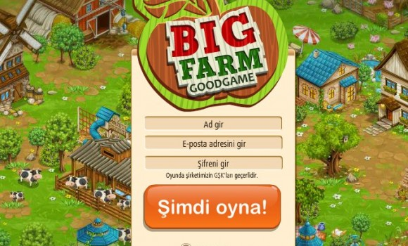 Goodgame Big Farm Ekran Görüntüleri - 2