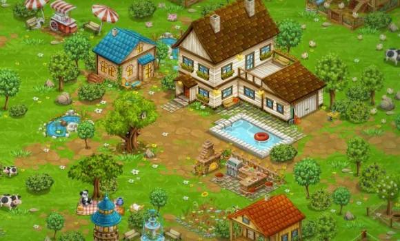 Goodgame Big Farm Ekran Görüntüleri - 1