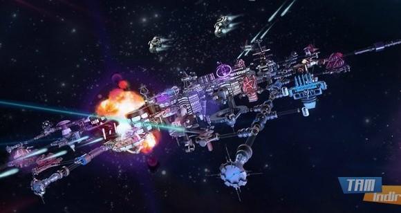 Goodgame Galaxy Ekran Görüntüleri - 1