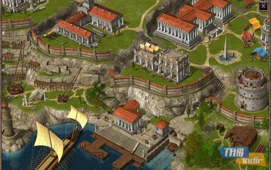 Grepolis Ekran Görüntüleri - 1