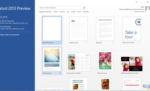 Office 2013 Ekran Görüntüleri - 2