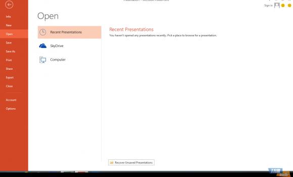 Office 2013 Ekran Görüntüleri - 1