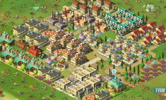 Rising Cities Ekran Görüntüleri - 1