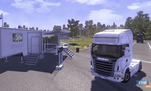 Scania Truck Driving Simulator Ekran Görüntüleri - 3