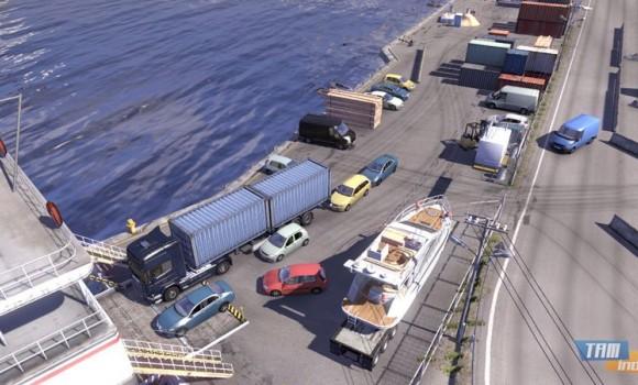 Scania Truck Driving Simulator Ekran Görüntüleri - 2