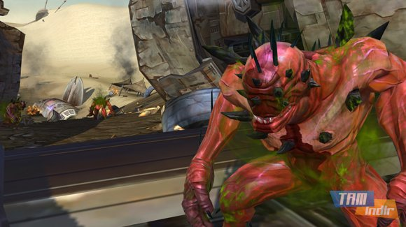 Star Wars: The Old Republic Ekran Görüntüleri - 4