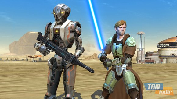 Star Wars: The Old Republic Ekran Görüntüleri - 2