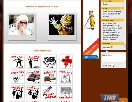 Wrestling Game Ekran Görüntüleri - 3