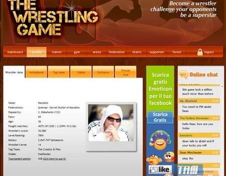Wrestling Game Ekran Görüntüleri - 1