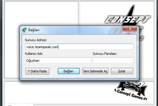 TeamSpeak 3 Türkçe Yama  Ekran Görüntüleri - 2